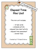 Elapsed Time Mini-Unit