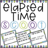 Elapsed Time SCOOT! (task cards/review game)