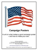 Election Campaign Posters -- compare, then make your own!