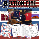 Election Time! {A complete election unit!}