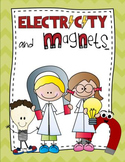 Electricity and Magnets Unit - Includes Power Point, Proje