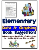 Elementary Data and Graphing Book Suggestions