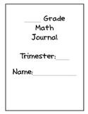 Elementary Math Journal