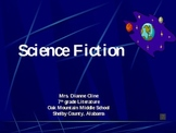 Elements of Science Fiction literature
