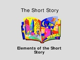 Elements of the Short Story Powerpoint Notes