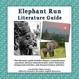 Elephant Run Literature Guide