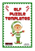 Elf Puzzle Templates
