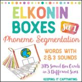 Elkonin Boxes 1 {Phoneme Segmenting}
