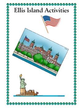 Ellis Island Activities