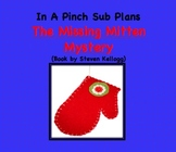 Emergency Substitute Lesson Plans- Kindergarten (The Missi