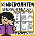 Emergent Reader {GROWING BUNDLE}