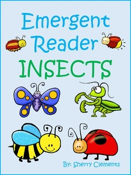 Emergent Reader: Insects