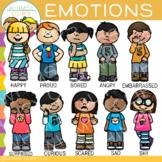 Emotions Clip Art