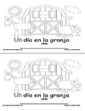 Spanish Sight Word-Un dia en la granja
