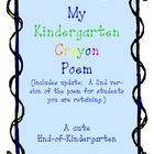 End of Kindergarten Crayon Candle