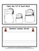 End of School Memory Mini Book
