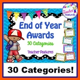 End of the Year Awards: 30 Categories