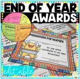 End of Year Awards (Editable/Customizable) The Blobby Stud