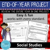 End-of-Year Social Studies Project