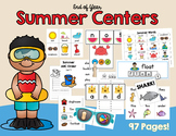 End of Year Summer Centers - ELA Centers To Get You Throug