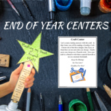 End of the Year Centers