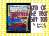 End of the Year Gift {You're O.fish.ally a __ Grader!}