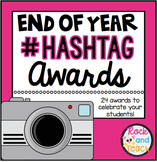 End of the Year Hashtag Awards