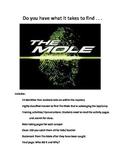 Reading Activity: Mystery- The Mole at Spycamp