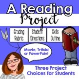 End of the Year Reading Project