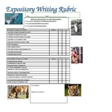 Endangered Animals Writing Unit (Expository and Narrative)