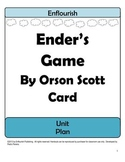 Ender's Game Complete Unit Plan: 200+ Pages of Activities,