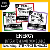 Energy Interactive Notebook Activities