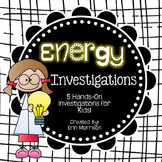 Energy Investigations {5 Hands-On Stations for Your Students}