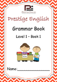 English Grammar Book - Level 1 Book 1