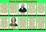 Enlightened Philosophers Impact on Government - Bundle - B