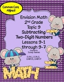 Envision Math Topic 9 (2010) Subtracting Two-Digit Numbers