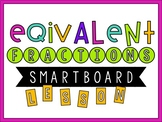 Equivalent Fractions SMARTBoard Lesson