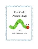 Eric Carle Author Study Unit