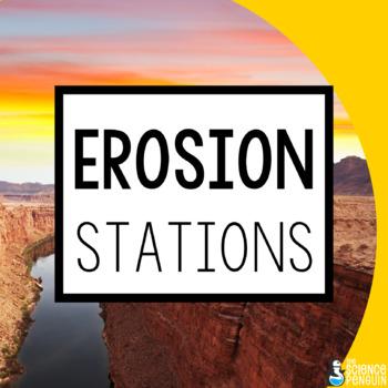 Erosion Stations