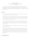 Essay/Speech Writing Unit: Who Do You Admire