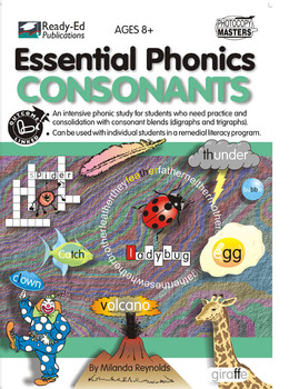 Essential Phonics: Consonants - Set 20 - 'w', 'wh', 'u' Sounds