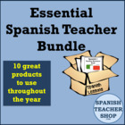 Essential Spanish Teacher Lesson