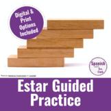 Estar Guided Practice (inc. answer key)