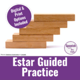 Estar Guided Practice (inc. answer key)