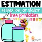 Estimation Jar Printables