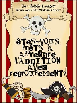Etes-Vous Prets A Apprendre L'Addition Avec Regroupment