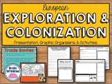 European Exploration & Colonization -- Portugal, Spain, En