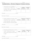Everyday Math, Grade 3, Unit 4 Multiplication / Division Diagrams