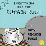 Everything But The Kitchen Sink Positively Learning 2015