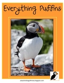 Everything Puffins - Math and Literacy Skills for k-3  - p